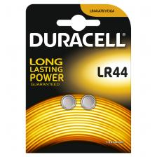LR44 ΜΠΑΤΑΡΙΕΣ DURACELL 2ΤΕΜ