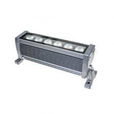 LED H.P. WALL WASHER 12W 6000K 1.050Lm 25° 230V 0,2m IP65 LENSO1260