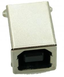USB 2.0 Connector B TYPE, MID Solder in, Copper, Gold UNBRANDED