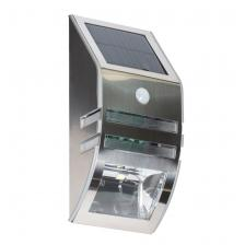 SOLAR SQUARE  WALL LIGHT 5/50LUM 40918